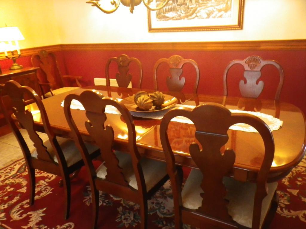 Ensemble de salle diner annonce a vimont - Ensemble salle a diner ...